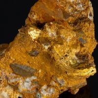 Gold With Quartz
