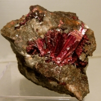 Erythrite Roselite & Heterogenite