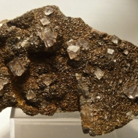 Fluorite & Ankerite