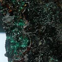 Malachite & Cuprite