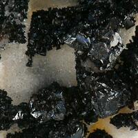 Quartz Ankerite & Sphalerite