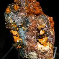 Specularite Dolomite Calcite & Quartz