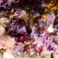 Variscite Phosphosiderite & Bermanite