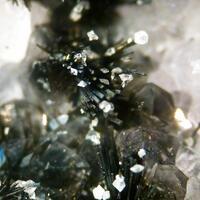 Goethite Calcite & Quartz