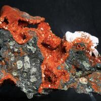 Heulandite & Calcite