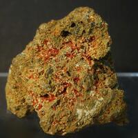 Magnesio-hornblende & Titanite