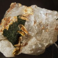 Rutile Titanite & Clinochlore