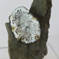 Erionite Mordenite & Calcite