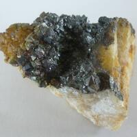 Quartz & Manganese Oxides