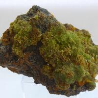 Wulfenite Mimetite & Cerussite