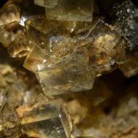 Fluorite Galena Siderite & Cerussite