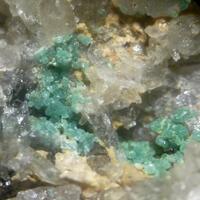 Chalcosiderite & Ilmenorutile