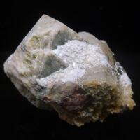 Laumontite & Orthoclase