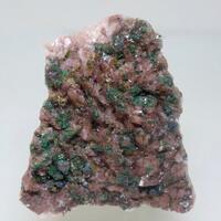 Malachite Chalcopyrite Gypsum & Dolomite