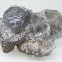 Fluorite Galena & Siderite