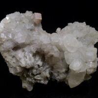 Chabazite Laumontite Quartz & Calcite