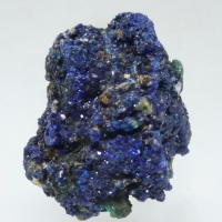 Azurite Mimetite & Malachite