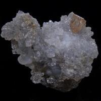 Hyalite Opal & Topaz