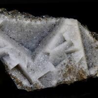 Fluorite & Quartz Epimorphs