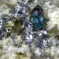 Molybdenite & Chalcopyrite