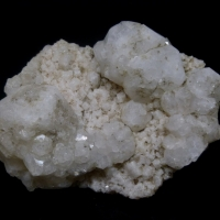 Analcime & Chabazite