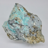 Zincrosasite & Gypsum