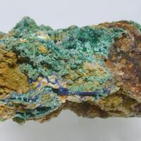 Malachite Mimetite & Azurite