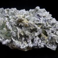 Fluorite & Heulandite-Ba