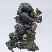 Acanthite & Polybasite