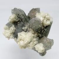Smoky Quartz Dolomite & Chlorite