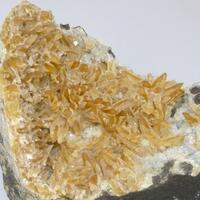 Calcite & Chabazite