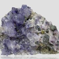 Fluorite Galena & Sphalerite