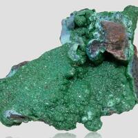 Pseudomalachite & Malachite