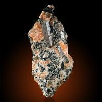 Fluorapatite & Calcite