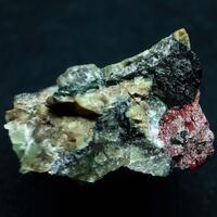Djerfisherite Eudialyte Titanite Aenigmatite Nepheline & Aegirine