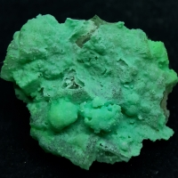 Eriochalcite Kröhnkite & Halite