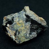 Thorite Yttrofluorite & Biotite