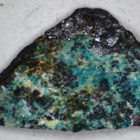 Clinochalcomenite Penroseite & Krut'aite