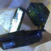 Olivenite & Quartz