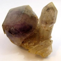 Smoky Quartz & Amethyst
