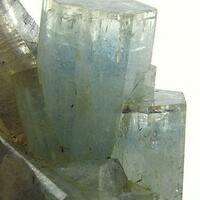 Aquamarine Quartz & Tourmaline