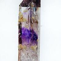 Amethyst Prehnite & Enhydro