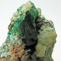 Cuprite Malachite & Chalcocite