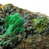 Duhamelite Plancheite & Malachite