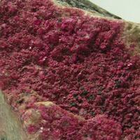 Spherocobaltite On Dolomite