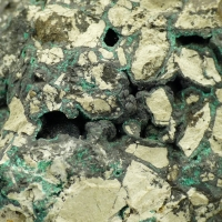 Dolomite Malachite & Heterogenite