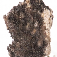 Pyrochroite With Calcite