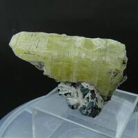 Sturmanite Over Charlesite With Hematite
