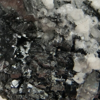 Calcite & Manganite