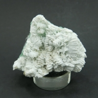 Tarbuttite On With Hydrozincite